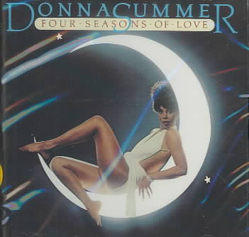 FOUR SEASONS OF LOVE BY SUMMER,DONNA (CD)